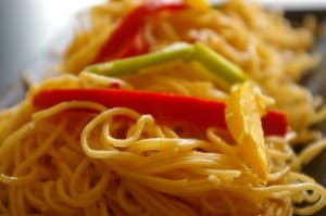 pasta/chinese noodles