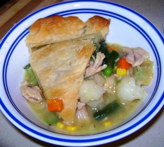 Healthy Pot Pie